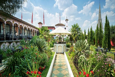The Kensington Roof Gardens